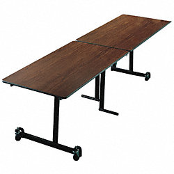 Folding Table, Cafeteria, Rectangular