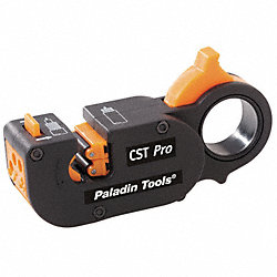Coaxial Cable Stripper, Blue