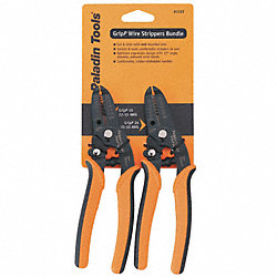 Wire Stripper Set, 30-10AWG, 2 Pc