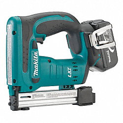 Cordless Stapler Kit, 18V, 3/8 In. Crown
