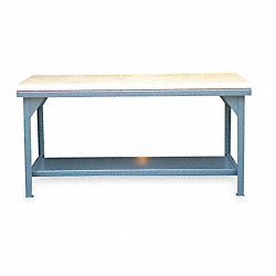 Workbench, 60Wx36Dx34 in. H