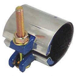Repair Clamp, Pipe Size 8 In, 9 In L