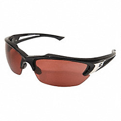 Safety Glasses, Copper, Scratch-Resistant