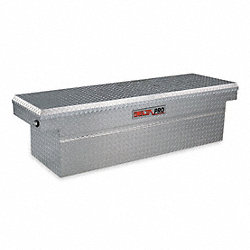 Truck Box, Crossover, 5.5 Cu-Ft, Silver