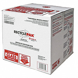 Lamp Recycling Kit, Box, Medium CFL