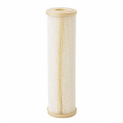 Filter Cartridge, 1 Microns, 9 3/4 In L