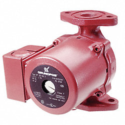 Pump, Circulator, 1/6hp