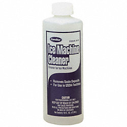 Ice Machine Cleaner, 1 Gal, Clear
