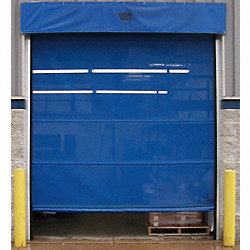 Mesh Door, Motor, 12In/Sec, Face Mt, 8x8Ft