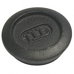 Precision Weight, 1 lb., Enamel