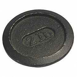 Precision Weight, 4 lb., Enamel