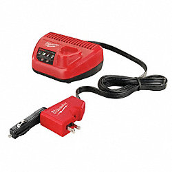 Battery Charger, 12.0V, Li-Ion