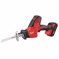 Cordless Reciprocating Saw Kit, 13 In. L