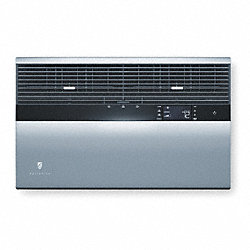 Window AC, 230/208V, Cool Heat, EER8.5/8.5