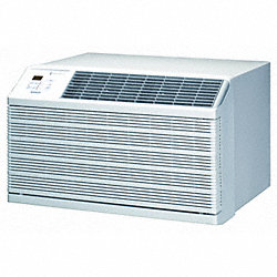Wall Air Conditioner, 115V, Cool, EER9.4