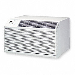 Wall Air Con, 230/208V, Cool Heat, EER8.5