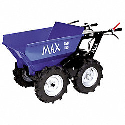 Powered Dumper, 4 Wheel Drive, 800 lb. Cap