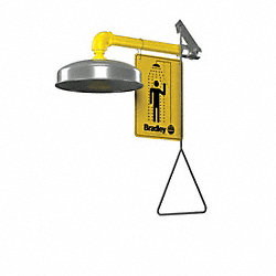 Emergency Shower, Horizontal, 20 gpm