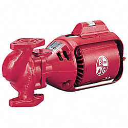 Pump, Circulator, 1/6 HP