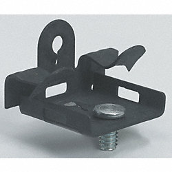 FlangeClip, Hammer On, 1/8-1/4 In Flange