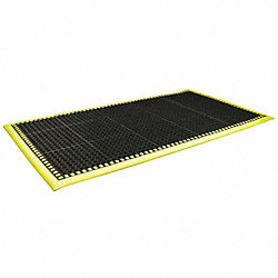 Work Platform Matting, 250 lb., 1/2 In. H