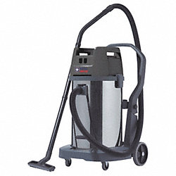 Critical Wet/Dry Vacuum, 20G, 2.4 HP