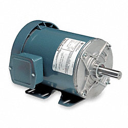 GP Mtr, 3 Ph, TEFC, 1 HP, 1725 rpm, 143T