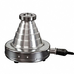 Cone Bearing Heater, ID 3/4 to 5 3/4, 60HZ