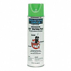 Marking Paint, Fluorescent Green, 17 oz.