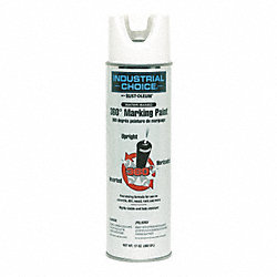 Marking Paint, White, 17 oz.
