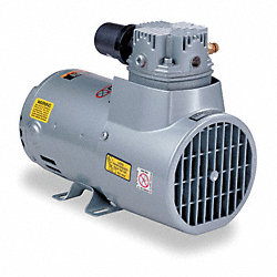 Air Compressor, 1/3 HP, 2.30 CFM, 115 V