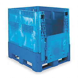 Container, Collapsible Bulk Box