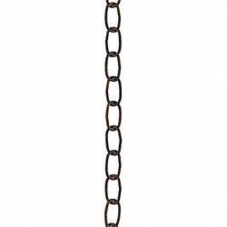 3ft 11 Gauge Chain Oil RB Bronze