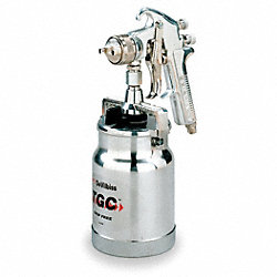 Suction Feed Spray Gun, 0.070In/1.8mm