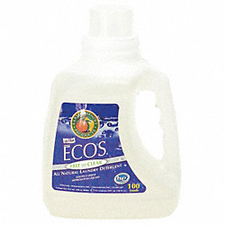 Liquid Laundry Detergent, 100 oz, Odorless