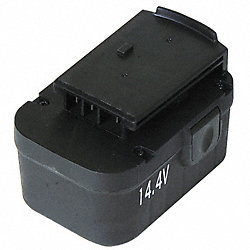 Battery Pack, 14.4V, NiCd