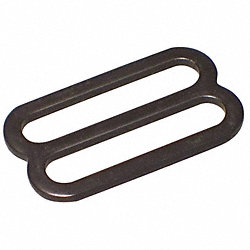 Slip Lock, 2 In., Steel, PK 10