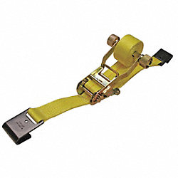 Cargo Strap, Ratchet, 27 ft x 2 In, 3333 lb