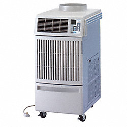 Portable Air Conditioner, 12000Btuh, 115V