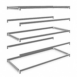 Shelf Level, 48 In. W, PK5
