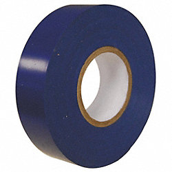 Electrical Tape, 3/4 x 60 ft., 7 mil, Blue