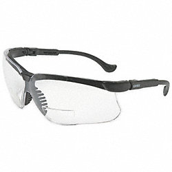 Reading Glasses, +3.0, Clear, Polycarbonate