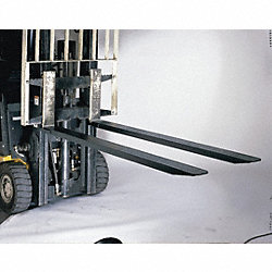 Fork Truck Extension, 4W x 54L In, Pk 2