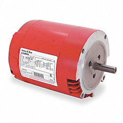 Water Circulator Motor, NEMA/IEC, C Face