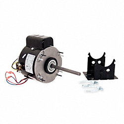 Unit Heater Motor, 1/3 HP, 1075, 208-230 V