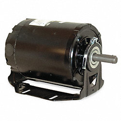 Motor, Sp Ph, 1/2 HP, 1725, 115/230V, 56, Open