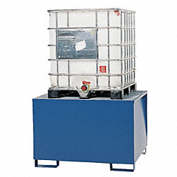 IBC Containment Unit, 33 In. H, 60 In. L