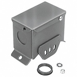 Conduit Box, Use w/4.4, 5.0, 5.6 Dia Motors