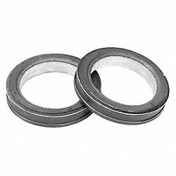 Motor Mounting Rings, PK 2, 1 13/16 In OD