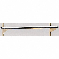 Shelf Riser, 72 W x 12 D x 12 in. H, Beige